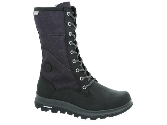 Hanwag Saisa High ES Shoes Damen black/black